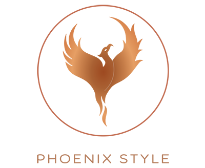Phoenix Style – Maria Licata Logo